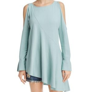 Free People Clear Skies Cold Shoulder Tunic | XS